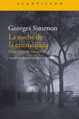 La noche de la encrucijada - Georges Simenon - Acantilado
