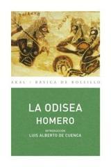 La Odisea -  Homero - Akal