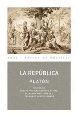 La República -  Platón - Akal