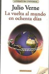 La Vuelta Al Mundo En 80 Días - Julio Verne - Ediciones Brontes