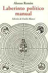 Laberinto político manual - Alonso Remón - Olañeta