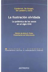 La ilustración olvidada -  AA.VV. - Anthropos
