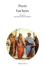 Las leyes -  Platón - Akal