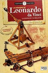 Las máquinas de Leonardo da Vinci -  AA.VV. - Sassi
