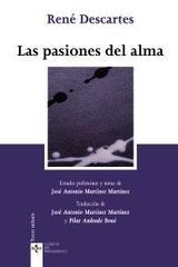 Las pasiones del alma - René Descartes - Tecnos