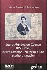 Laura Méndez de Cuenca (1853-1928) - Leticia Romero - Editorial Gedisa