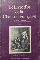 Livre dór de la chanson francaise, Le -  AA.VV. - Otras editoriales