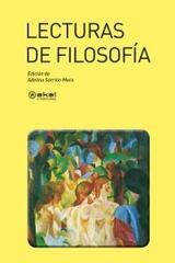 Lecturas de filosofía - Adelina Sarrión Mora - Akal