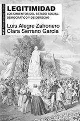 Legitimidad - Luis Alegre Zahonero - Akal