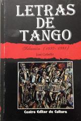 Letras de tango -  AA.VV. - Otras editoriales