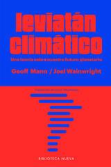 Leviatán climático -  AA.VV. - Biblioteca Nueva
