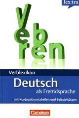 Verblexikon Deutsch als Fremdsprache -  AA.VV. - Lextra