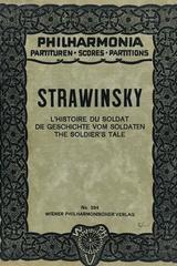 L'histoire du soldat - Strawinsky -  AA.VV. - Otras editoriales