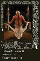 Libros de sangre II - Clive Barker - Valdemar