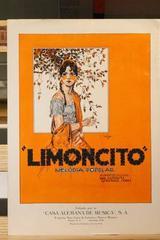 Limoncito  Melodía popular -  AA.VV. - Otras editoriales