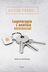 Logoterapia y análisis existencial - Viktor E. Frankl - Herder