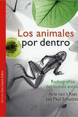 Los animales por dentro - Jan Paul Schutten - Siruela