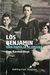 Los Benjamin - Uwe-Karsten Heye - Trotta