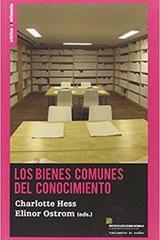 Los bienes comunes del conocimiento -  AA.VV. - Traficantes de sueños