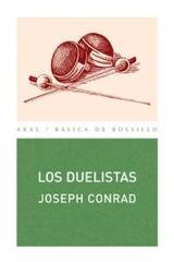Los duelistas - Joseph Conrad - Akal