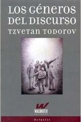 Los generos del discurso - Tzvetan Todorov - Waldhuter
