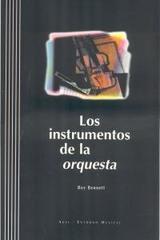 Los instrumentos de la orquesta - Roy Bennett - Akal