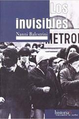 Los Invisibles - Nanni Balestrini - Traficantes de sueños