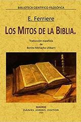 Los mitos de la Biblia - E. Ferriere - Maxtor