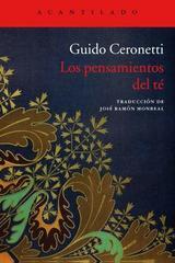 Los pensamientos del té - Guido Ceronetti - Acantilado