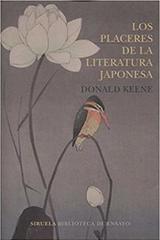 Los placeres de la literatura japonesa - Donald Keene - Siruela