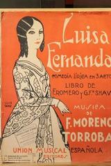 Luisa Fernanda Comedia lírica en tres actos -  AA.VV. - Otras editoriales