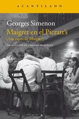 Maigret en el Picratt's - Georges Simenon - Acantilado