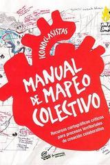Manual de mapeo colectivo -  AA.VV. - Tinta Limón