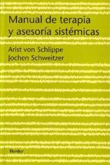 Manual de terapia y asesoría sistémicas - Arist von Schlippe - Herder