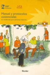 Manual y protocolos asistenciales -   Fundación SAR - Herder