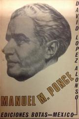Manuel M. Ponce - David López Alonso - Otras editoriales