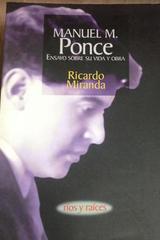 Manuel M. Ponce - Ricardo Miranda - Otras editoriales
