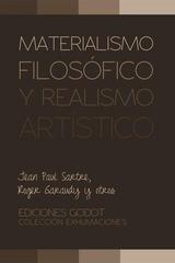 Materialismo filosófico y realismo artístico - Jean Paul Sartre - Godot