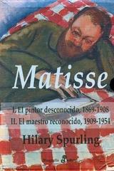 Matisse (2 vol) - Hilary Spurling - Edhasa
