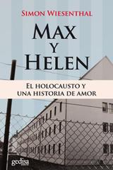 Max y Helen - Simon Wiesenthal - Editorial Gedisa