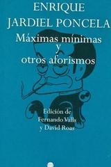 Máximas, mínimas y otros aforismos - Enrique Jardiel Poncela - Edhasa