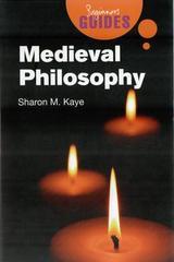 Medieval Philosophy - Sharon M. Kaye - Otras editoriales