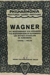 Meistersinger von nurnberg, die. Vorspiel - Wagner -  AA.VV. - Otras editoriales