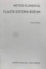Método elemental para flauta -  AA.VV. - Hal Leonard