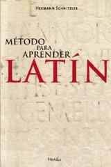 Método para aprender Latín - Hermann Schnitzler - Herder