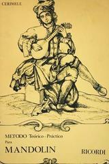 Método teórico-practico para mandolin - Cerimele -  AA.VV. - Otras editoriales