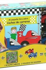 Mi pequeño libro sobre coches de carreras -  AA.VV. - Globe Publishing