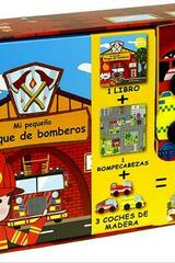 Mi pequeño parque de bomberos -  AA.VV. - Globe Publishing
