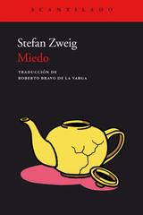 Miedo - Stefan Zweig - Acantilado