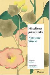 Misceláneas primaverales - Natsume Soseki - Satori